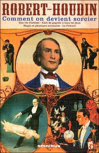Top 10 Magicians Of All Time Jean Eugene Robert-Houdin