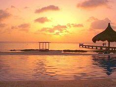 Cozumel Luxury Villa Coralina-Beachfront Infinity Pool & Hot Tub w/ Pier/Dock
