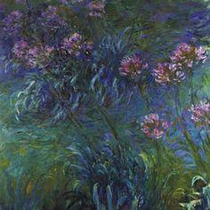 Jewelry Lilies Posters par Claude Monet sur AllPosters.fr
