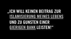 BAWAG PSK - verkauft europäische Wert & will an islamische Bank werden!
