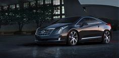 Cadillac ELR unveiled