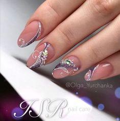 Nails Pink Stiletto Art Designs 20 Ideas in 2020 3d Nails, Stiletto Nails, Nail Manicure, Pink Nails, Glitter Nails, Cute Nails, Gel Nail, Nail Polish, Nail Glue