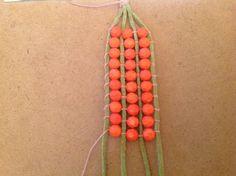 Three-Across Beaded Wrap Bracelet Tutorial - Imgur