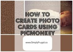 How to Make Free Photo Cards Using PicMonkey