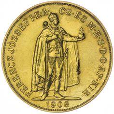 100 Korona 1907 KB NP Kaiserreich Franz Joseph I. 1848 - 1916
