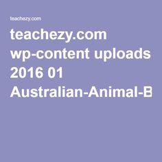 teachezy.com wp-content uploads 2016 01 Australian-Animal-Bunting-Free.pdf