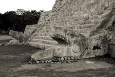 The brilliant ruins of Chichén Itzá evidence a dazzling ancient city that once centered the Maya empire in Central America.