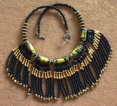 PRICE REDUCED Native American tribal style by MontanaTreasuresbyMJ