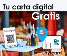En apoyo a estos negocios en la vuelta a la normalidad, y para mejorar la seguridad en la relación con sus clientes, LoyiCard ofrece la Carta Digital completamente GRATIS. Un servicio independiente del resto de servicios disponibles en LoyiCard.