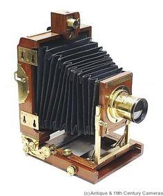 History of Field View Cameras: Anthony's Phantom Camera