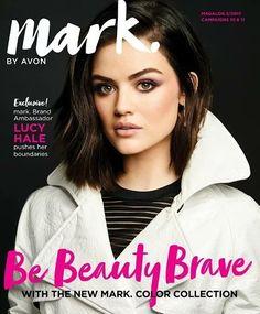 Exclusive! Mark. By Avon Be beauty brave  SHOP CAMPAIGNS  http://avon.com/brochure?rep=cbrenda007  #Avonproducts #AvonRep https://www.avon.com/category/mark/whats-new?rep=cbrenda007