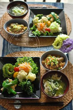 夏の黒と麻婆茄子。 の画像|西野椰季子のマクロビオティックレシピ