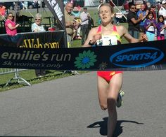 Hannah a Repeat Winner at the Sports 4 Emilie's Run in Ottawa