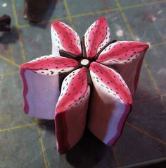 Kael Mijoy: polymer clay