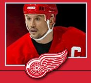 Steve Yzerman...one of my favorite Red Wing players of all time.