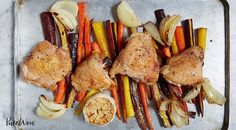 One-Pan Roasted Chic