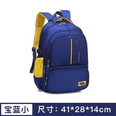 Lovely New Teens Orthopedic Schoolbag Childrens Backpack Cartoon 3d Ball Waterproof School Backpacks Men Dark Blue Satchel Knapsack 2019 Latest Style Online Sale 50% Lights & Lighting