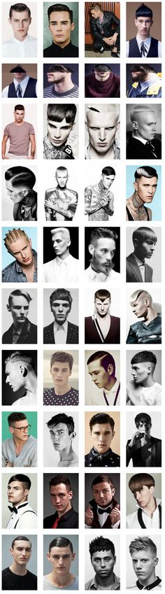 2015 Men's Hairstyles Gallery