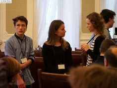 Asia, Marta, Szymon - Debata Oxfordzka.