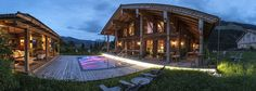 Alpine luxury chalet in Saalbach Hinterglemm ✔ Outdoor pool & wellness ✔ Individual service ✔ Peaceful location & right next to the piste ✔ Summer & winter ☛ Hideaway enquiry! Deep Winter, Summer Winter, Finnish Sauna, Wellness Spa, Heated Pool, Luxury Holidays, Spa Treatments, Private Pool, Outdoor Pool