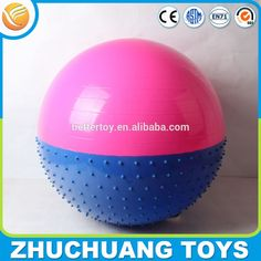 Check out this product on Alibaba.com APP cheap pvc inflatable half gym exercise massage ball