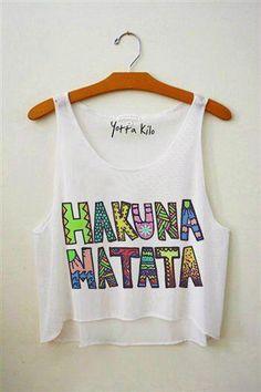Hakuna Matata!! #wish list