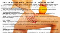 Dieta cu crudităţi pentru prevenirea şi combaterea celulitei Remedies, Health Fitness, Hair Beauty, Homemade, Fruit, Healthy, Smoothie, Motivation, Food