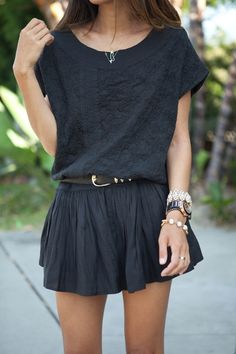 black & mini