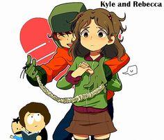 Kyle and Rebacca