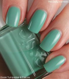 Essie - Turquoise and Caicos