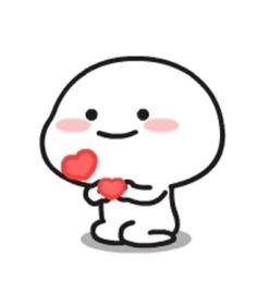 Wallpaper Iphone Cute, Galaxy Wallpaper, Cartoon Wallpaper, Cute Wallpapers, Baby Stickers, Phone Stickers, Cute Stickers, Cute Love Memes, Cute Love Gif