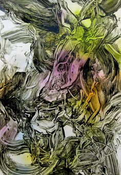 Judy Millar, Proof of Heaven, acrylic and oil on canvas, 1400 x Proof Of Heaven, New Zealand Art, Comic Artist, New Art, Oil On Canvas, Abstract, Gallery, Painting, Curriculum