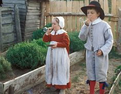 Plimoth Plantation ~ Plymouth, MA....your Thanksgiving Experience !