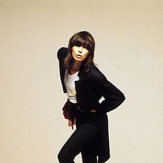 Chrissy Hynde / The Pretenders Music Icon, Music Film, Famous Vegans, Film Dance, Chrissie Hynde, The Pretenders, Women Of Rock, Curvy Plus Size, Music Love