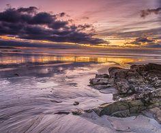 Landscape Photography  Sunrise at Cape by ThirdwindPhotography