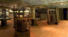 Ktima Gerovassiliou | Thessaloniki Prefecture | Significant contribution to the promotion and enhancement of the wine-growing tradition is the Wine Museum, which operates in the winery.