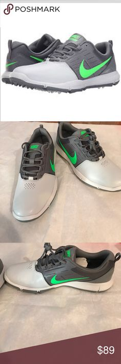 Nike Men's Golf Shoes. New Brand New Authentic Nike Explorer Golf Shoes Everything I sell ships the same day or nest day. Buy from me with confidence. Please go see my stats. Thanks for stopping by. Nike Shoes Athletic Shoes