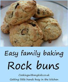 Easy Scottish baking for kids