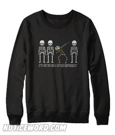 52cc76f3c2a Autism Dabbing Skeleton its ok to be a little different Sweatshirt   menfashion  fashion