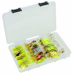Plano FTO Spinnerbait/Buzzbait Tackle Box 3700 Size - http://bassfishingmaniacs.com/?product=plano-fto-spinnerbaitbuzzbait-tackle-box-3700-size