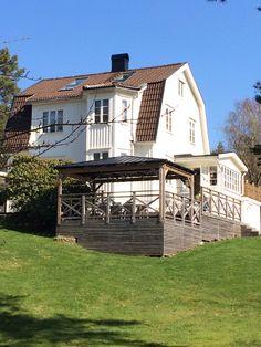 Ett fint hus i Mölnlycke