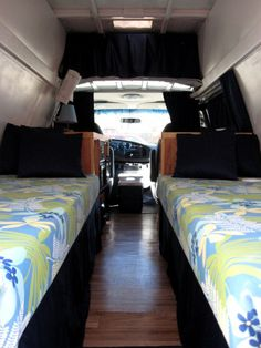 overhead and underbed storage