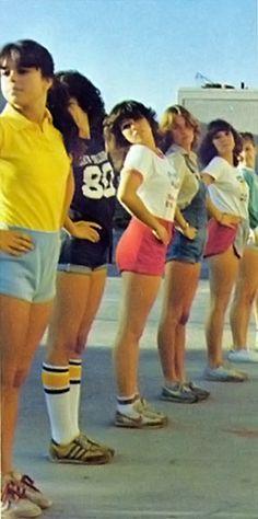 70s Number Shirts Track Shorts Tube Socks Nikes