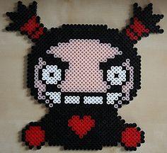 Garu Pucca  perler beads by =Don Cristo=