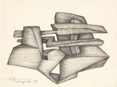 Artworks by Roger Desserprit