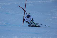 La nazionale italiana maschile di sci alpino sulle piste di Sestriere