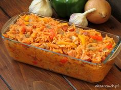 Ratatouille, Food To Make, Macaroni And Cheese, Food And Drink, Rice, Gluten Free, Menu, Snacks, Chicken
