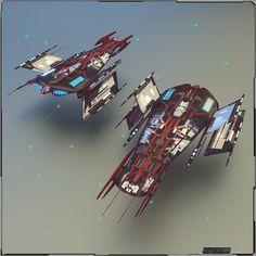 Gunship V2 by PINARCI on deviantART