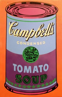 Campbell Soup Art Warhol | Andy Warhol 'Campbell's Soup', 1965, Milwaukee Museum of Art ...