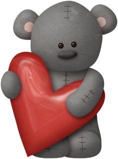 """Photo from album """"Bear*Hugs"""" on Yandex. Polly Pocket, Power Rangers, 1 Clipart, Teddy Bear Images, Bear Doll, Views Album, Bear Hugs, Yandex Disk, Teddy Bears"""